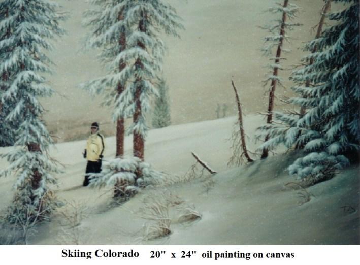 Y Skiing Colorado
