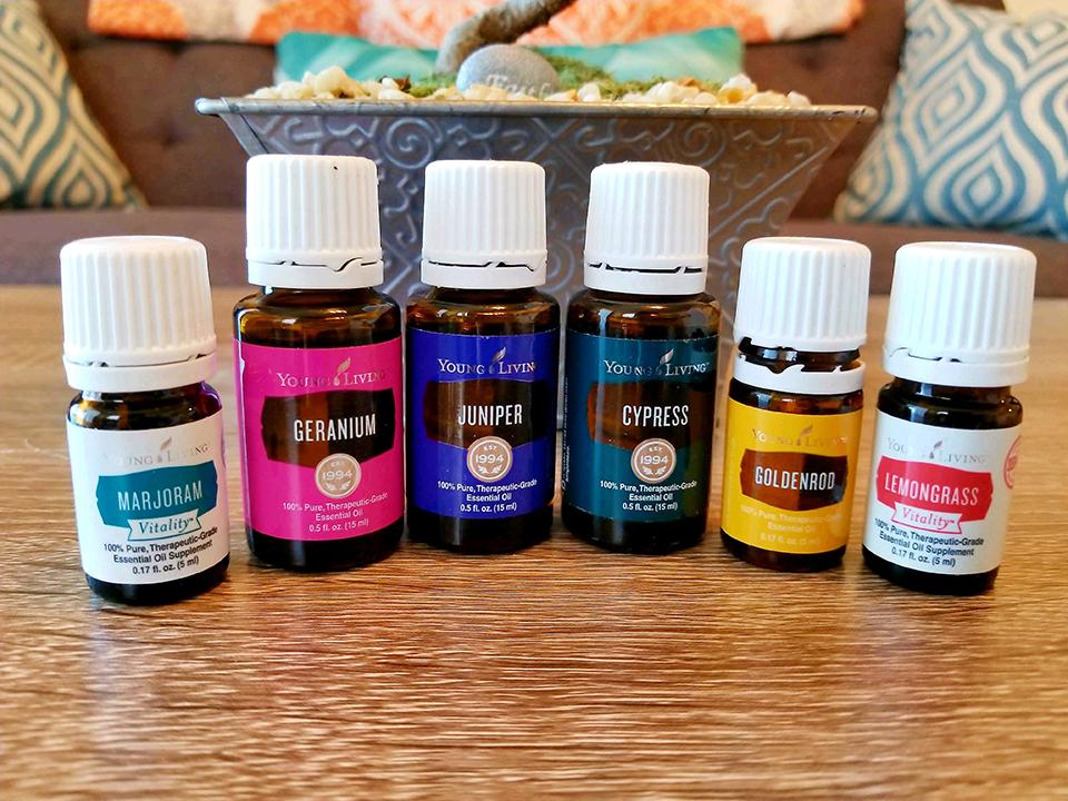 Oily Goodness Essential Oils