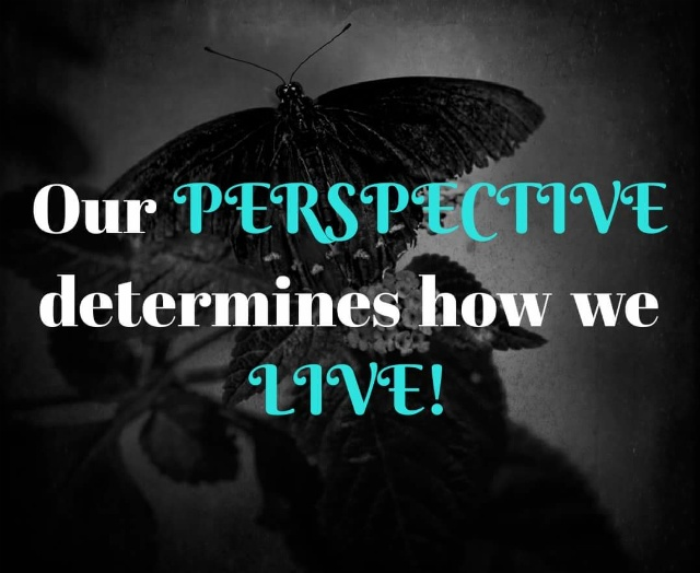 THE PERSPECTIVE OF HOPE!