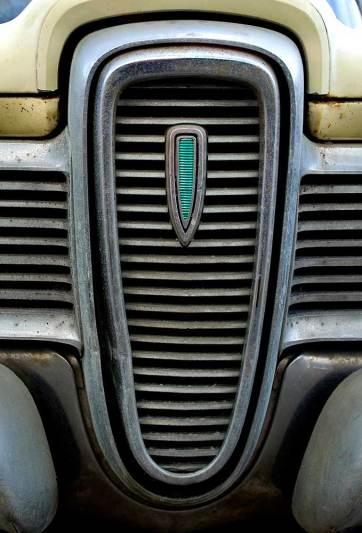 Edsel Grille 2