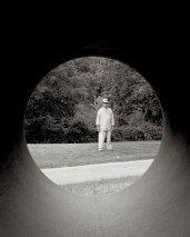 Through a Hole