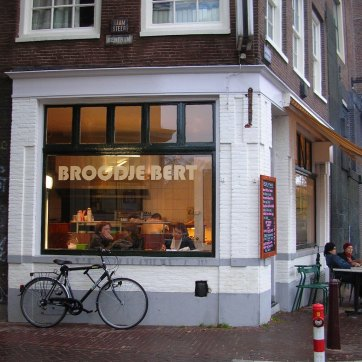 Broodje Bert, Amsterdam