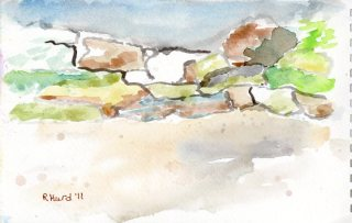 Wave Hill Rocks