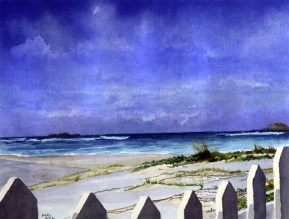 Baie St. Jean Beach