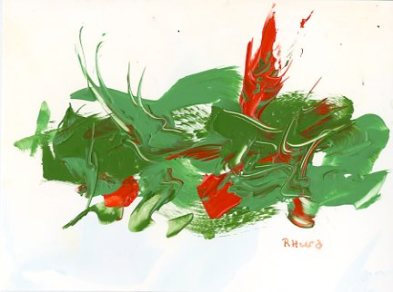 Red and Green I