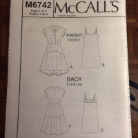 Ruthie Reviews: McCalls 6742 Dress Slip (view B)