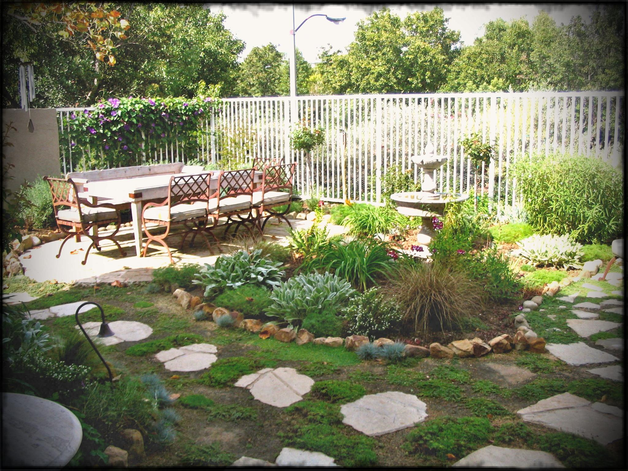 ... Landscaping Garden Design Ideas For A Small Yard. WA ...