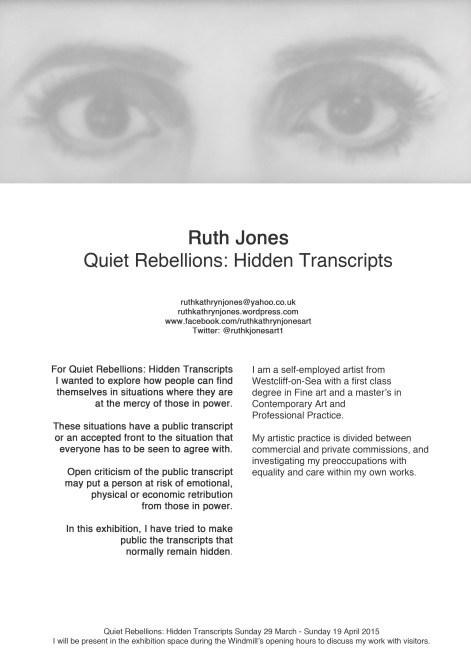 Hidden Transcripts info sheet