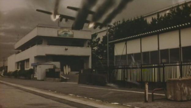 Kurosawa enjoys his apocalyptic imagery