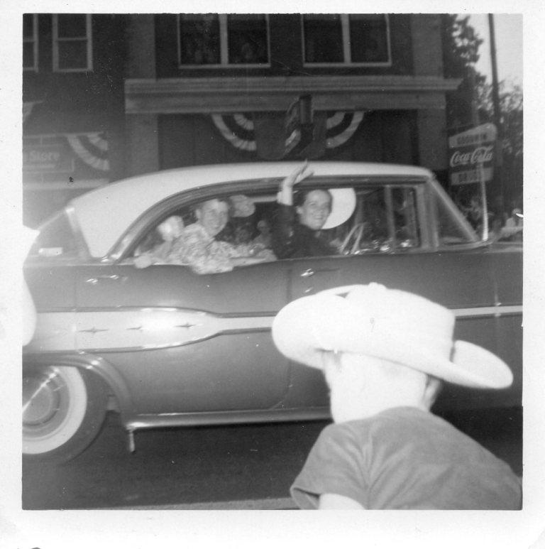 Lenoir City, Tennessee's Golden Jubilee, 1957 (2/6)