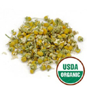 Chamomile flowers for Alternative Natural Hair Rinses