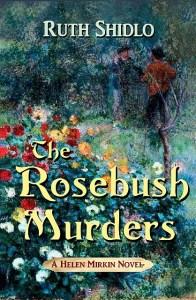 The Rosebush Murders Cover