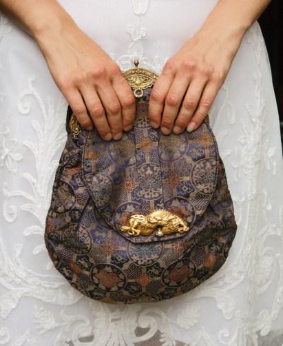 Edwardian bag