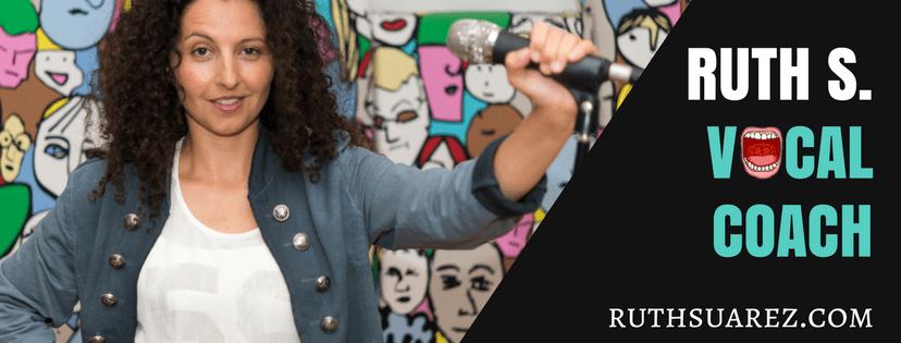 Ruth Suarez Vocal Coach y Músico de sesión