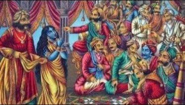 ದ್ರೌಪದಿ ವಸ್ತ್ರಾಪಹರಣ: ಸಾಂದರ್ಭಿಕ ಚಿತ್ರ