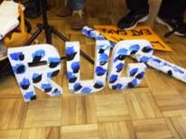 RUG sign