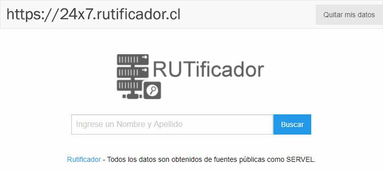 Rutificador 24x7