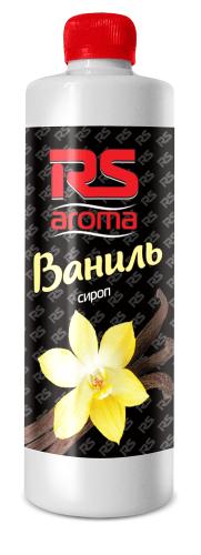 ароматизатор RS ваниль