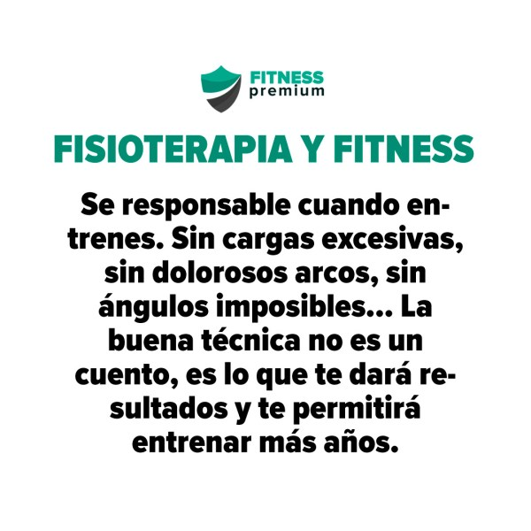Fisioterapia y Fitness