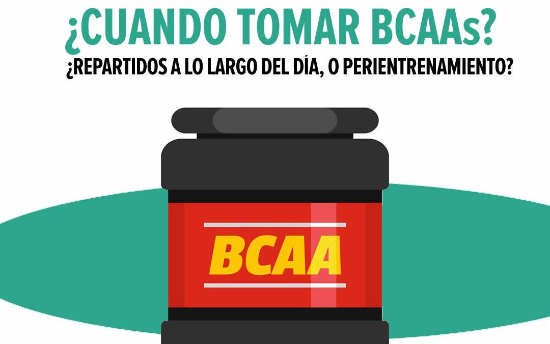 BCAAs: cómo debemos tomarlos