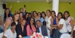 Marcelino Vélez agasaja secretarias en su día