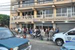 Familiares de oficiales vinculados a robo de RD$1.5 MM piden su libertad; aplazan medida