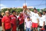 """Ayuntamiento Santo Domingo Oeste Realiza Programa Social """"Un Día Con el Barrio"""""""