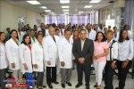 Hospital Marcelino Vélez Santana apoya jornada de Salud en Seguridad Vial