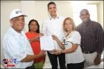 Rafael García formaliza inscripción a diputado por el PRD en SDO