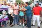 2do torneo JUVENTUD VALIENTE Y Lanzamiento del Movimiento EL HIJO DEL BARBERO - SECTOR EXTERNO apoyo a GONZALO CASTILLO