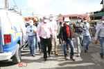 Continúan operativos Rescatando nuestro municipio Con la presencia del Alcalde Jose Andujar