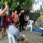 Regidor Vinicio Aquino Juramenta equipo de campaña en Zona de Expansión; llama a Perredeistas a no dejarse confundir.