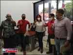 Amerfi Cáceres juramenta en Bellas Colinas decenas nuevos miembros en apoyo PRM