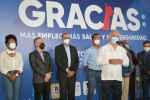 Senador Antonio Taveras activa plan de recuperación del empleo y la salud en la provincia Santo Domingo