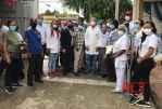 Área VII realiza jornada de movilización y hace pruebas COVID- 19 en Hato Nuevo