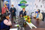 *Alcalde Manuel Jiménez afirma emisora Voz Trinitaria marca hito en SDE*