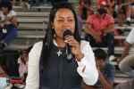 Scarlet Benzan reitera apoyo de Abinader al sector deporte