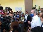 Presidente Luis Abinader supervisa Plan Nacional de Vacunación durante Semana Santa