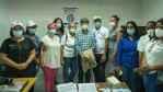 ASDE deja en funcionamiento Unidad de Atención Médica y Preventiva en el mercado de El Almirante
