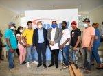 INAVI se solidariza con familias siniestradas del municipio Los Alcarrizos