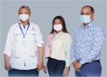 José Moya continúo apoyando la Jornada de Vacunación Comunitaria en SDO