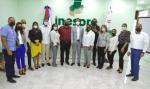 Juramentan nuevo consejo directivo de la ASP-INESPRE
