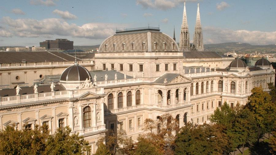 Государственный университет. Вена
