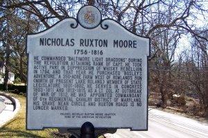 Ruxton marker