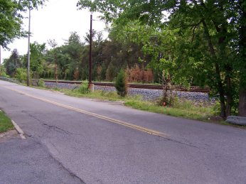 Bellona Avenue at Old Orchard and Maple Avenue - before