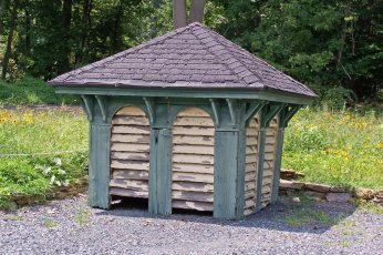 Johnson Barn - before