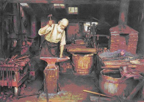 Ford's Forge