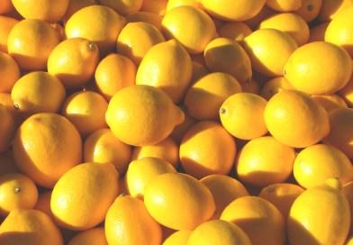 Eski sevgilim bir kamyonet limon almış