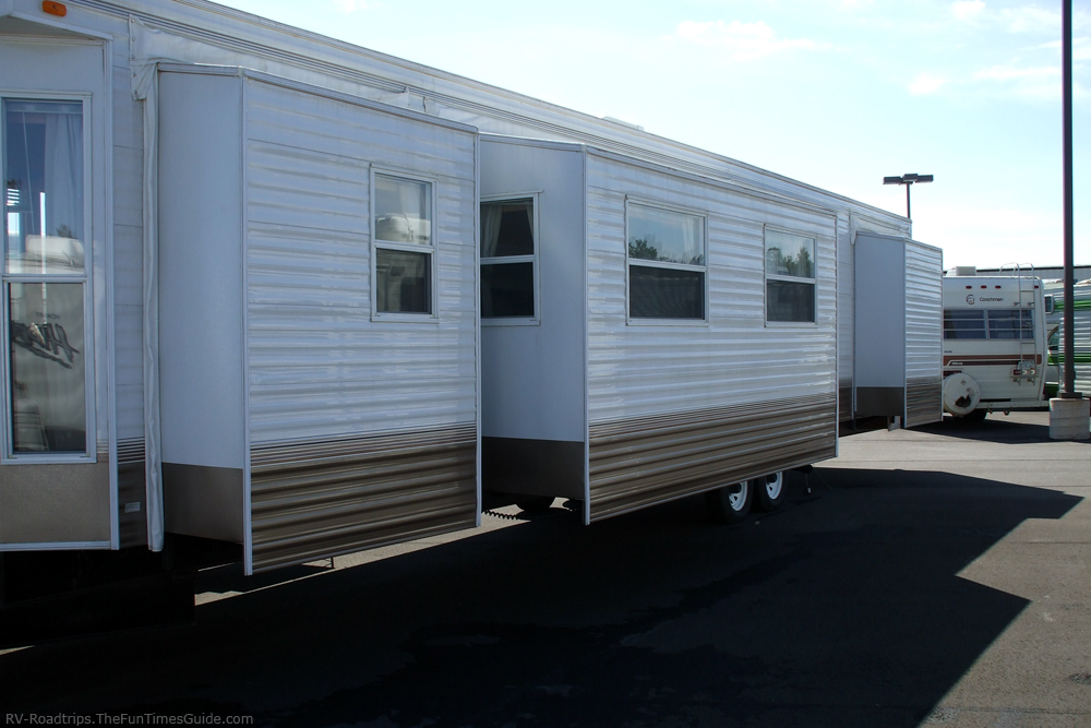 Slide Outs Trailers Travel