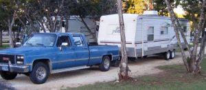 Back up a Trailer style RV How to and Training Videos